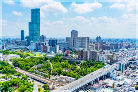 緑のある都市